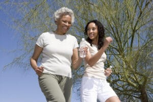 Home Care Services in Middleboro MA: Exercising with COPD