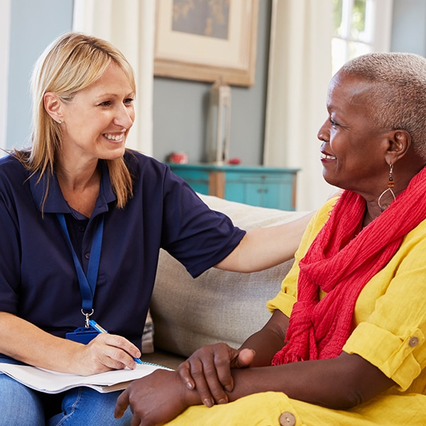Find a Caregiver at Home by Cranberry Home Care in Middleboro, MA.